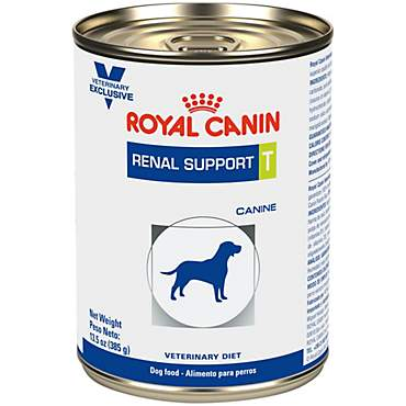Royal Canin Veterinary Diet Canine Renal Support T Loaf In Sauce Wet Dog Food