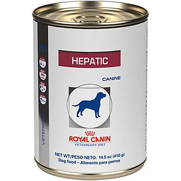 Royal Canin Veterinary Diet Canine Hepatic In Gel Wet Dog Food