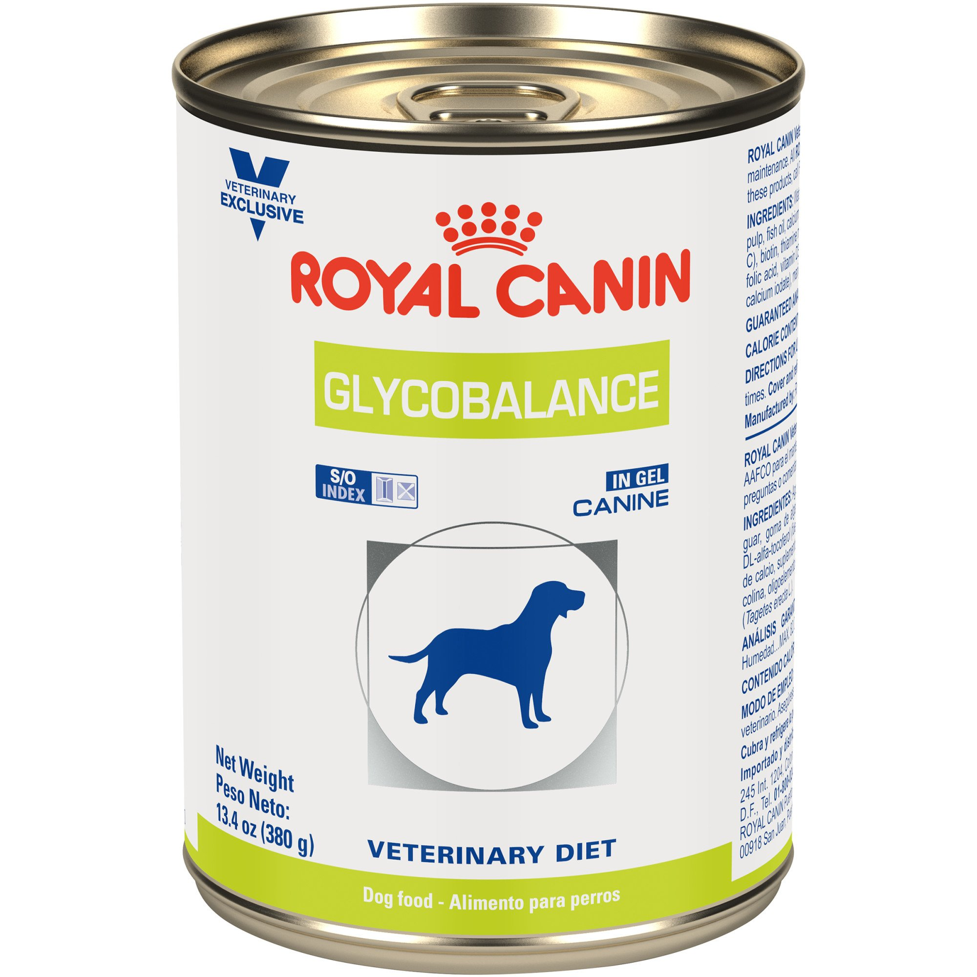royal canin veterinary diet canine glycobalance in gel wet dog food petco. Black Bedroom Furniture Sets. Home Design Ideas