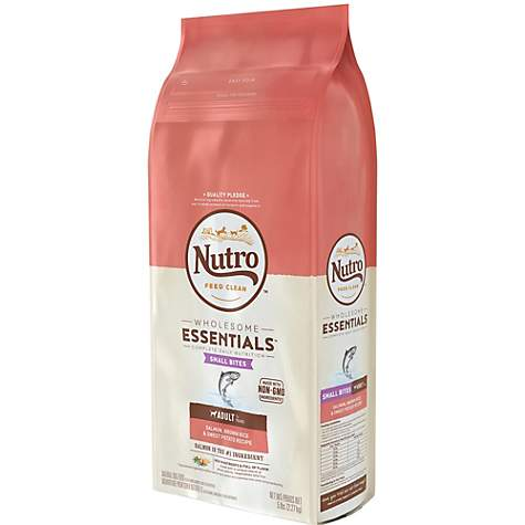 Nutro Wholesome Essentials Small Bites Salmon Brown Rice Sweet