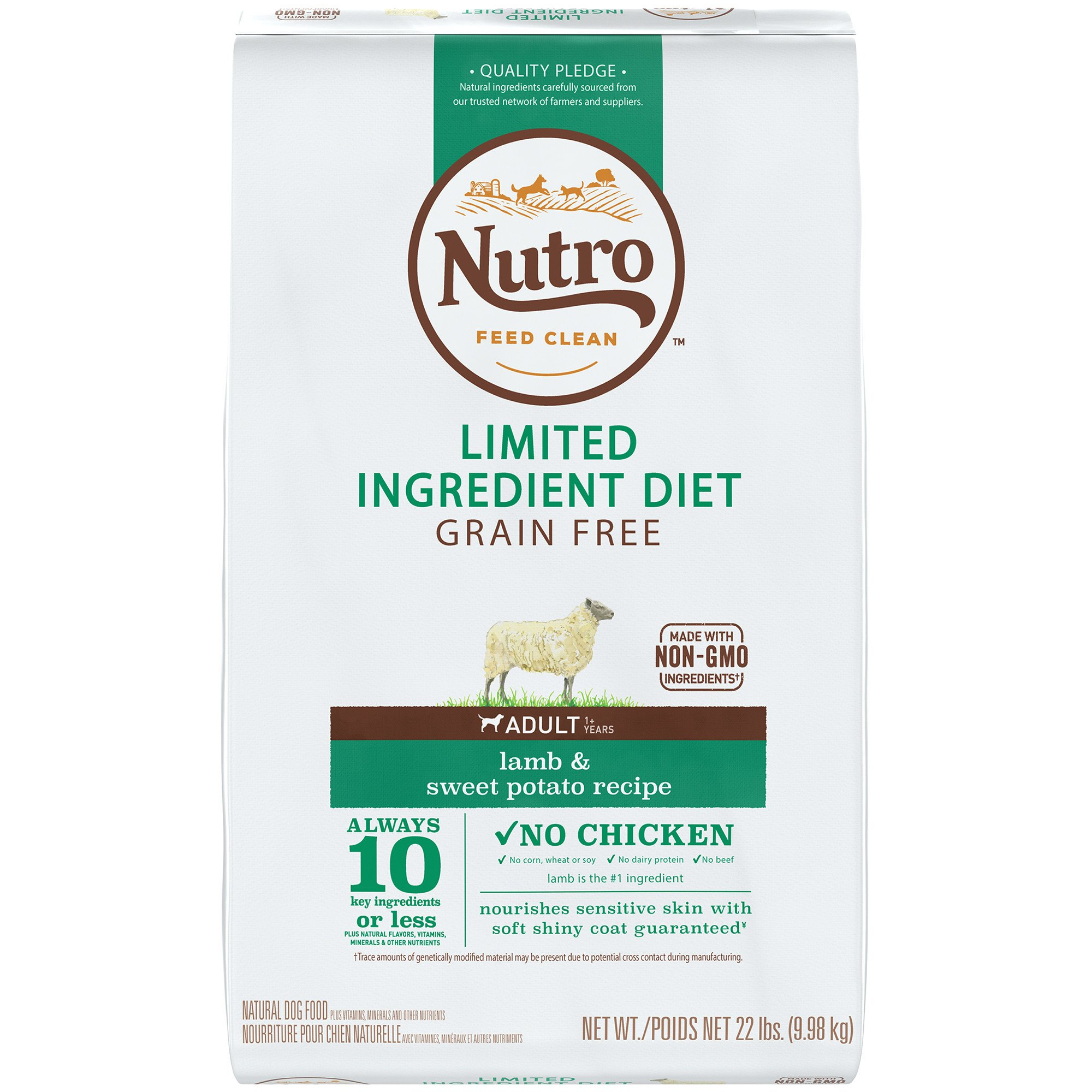 Nutro Dog Food Adult Food