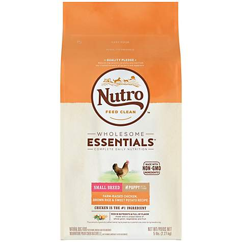 Nutro wholesome essentials farm raised chicken brown rice sweet nutro wholesome essentials farm raised chicken brown rice sweet potato recipe dry small forumfinder Choice Image