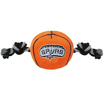 Pets First San Antonio Spurs Basketball Toy
