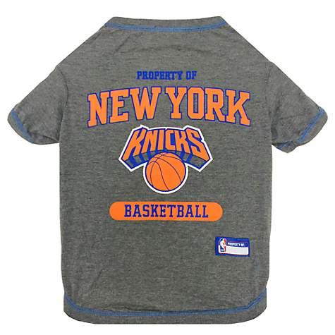 942b2303f3c Pets First New York Knicks T-Shirt | Petco