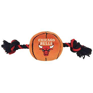 Pets First Chicago Bulls Basketball Toy