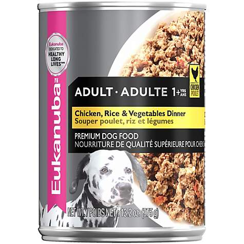 Eukanuba chicken rice vegetables adult canned dog food petco eukanuba chicken rice vegetables adult canned dog food forumfinder Gallery