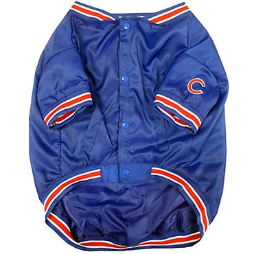 Pets First Chicago Cubs Dugout Jacket