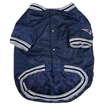 Pets First New England Patriots Dugout Jacket