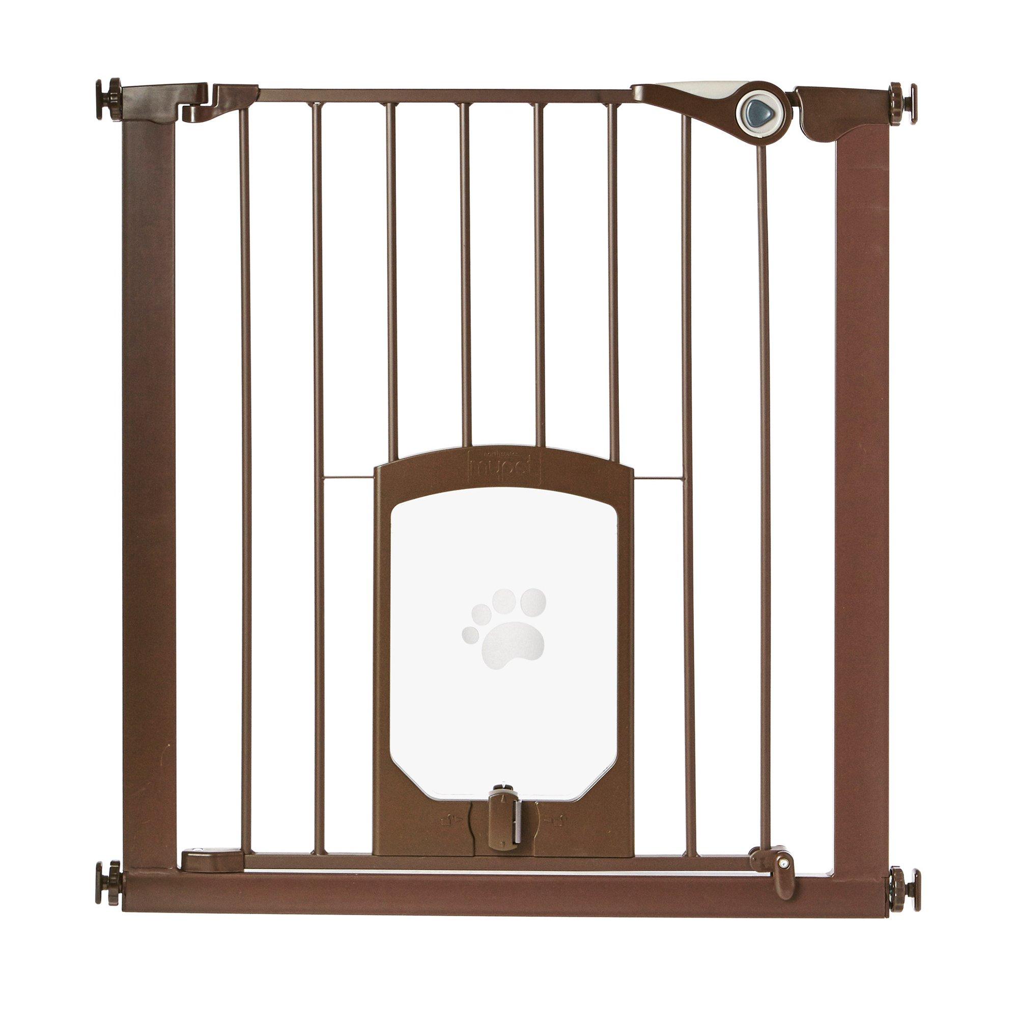 North States Petgate Passage Gate  sc 1 st  Petco & Cat Gates \u0026 Doors: Cat Barriers \u0026 Containment for the Home | Petco