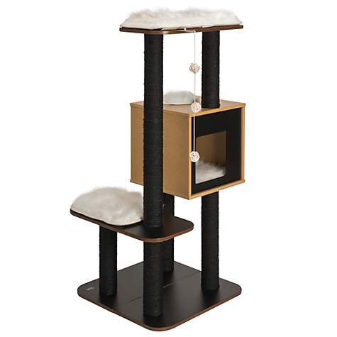 Vesper V High Base Cat Furniture Petco