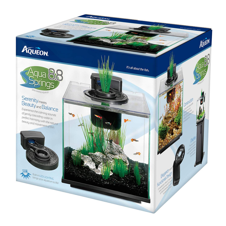 015905000345 upc aqueon led aqua springs aquarium fish for Fish tank heater petco