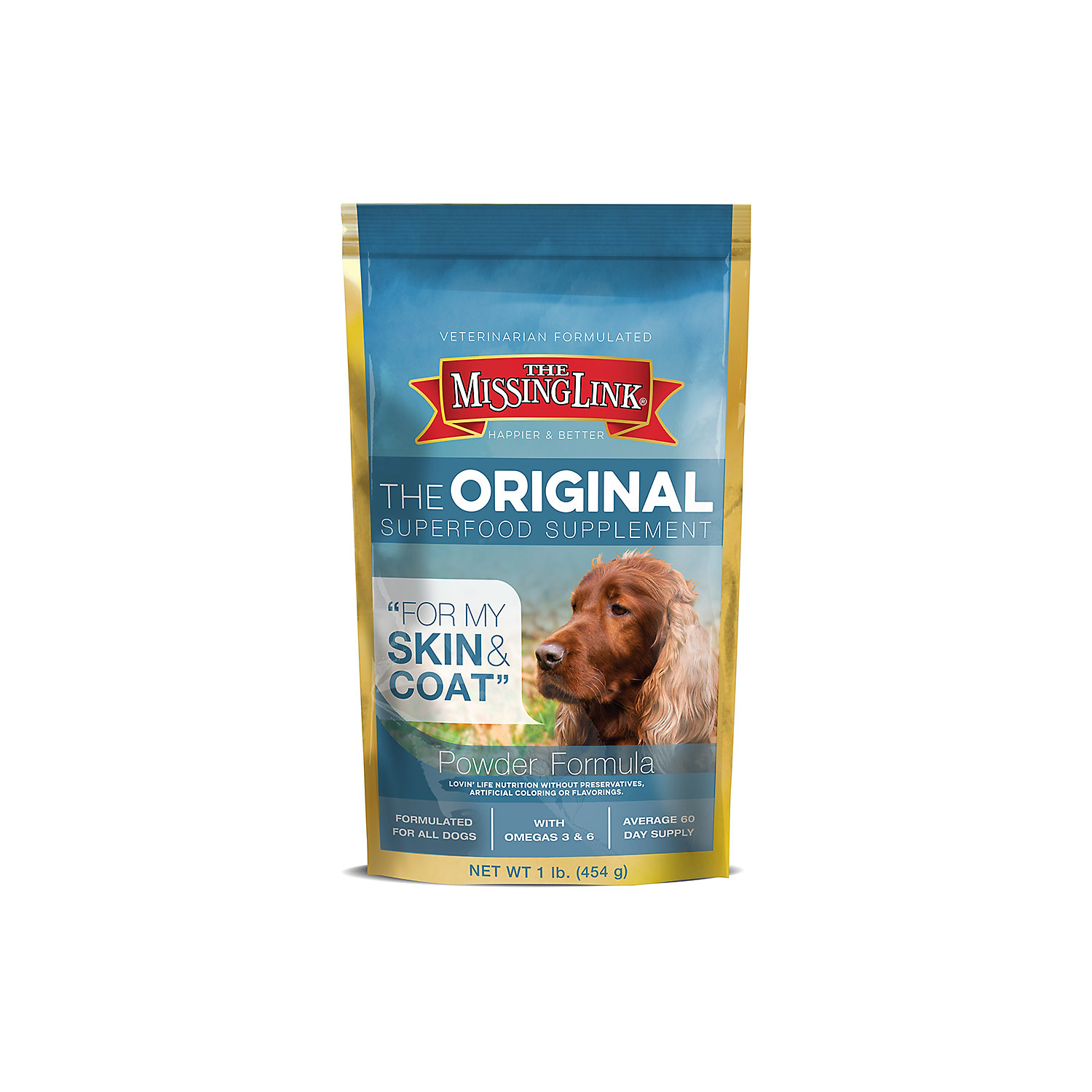 The Missing Link Ultimate Skin Coat Supplement For Dogs