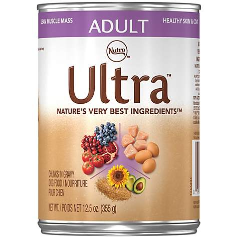 Nutro Ultra Canned Chicken Adult Wet Dog Food