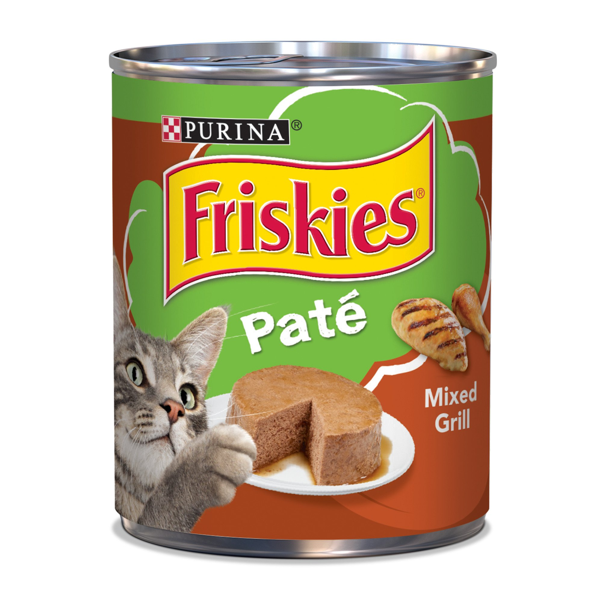 Canned Chicken Cat Food