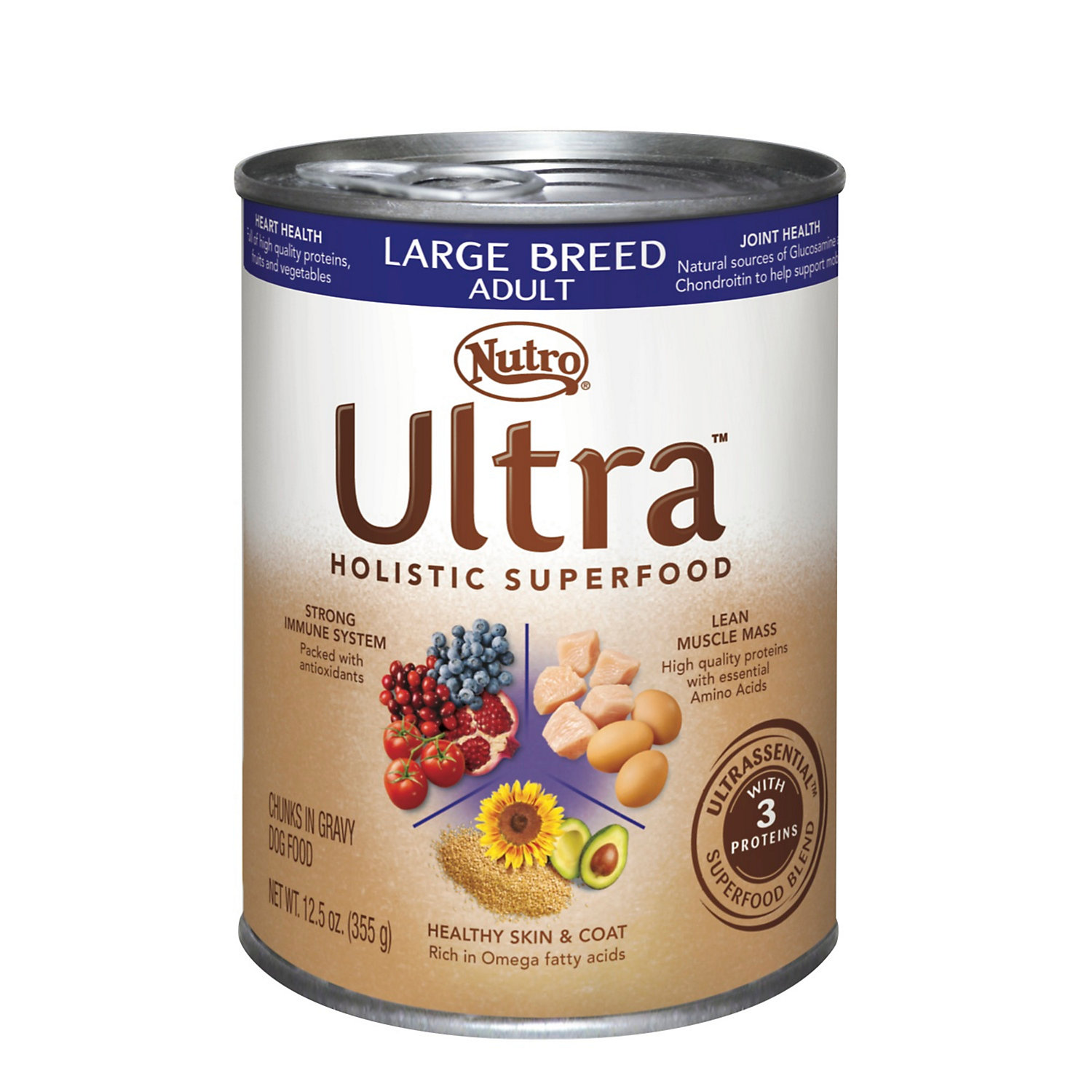 Ultra Large Breed Adult Canned Dog Food