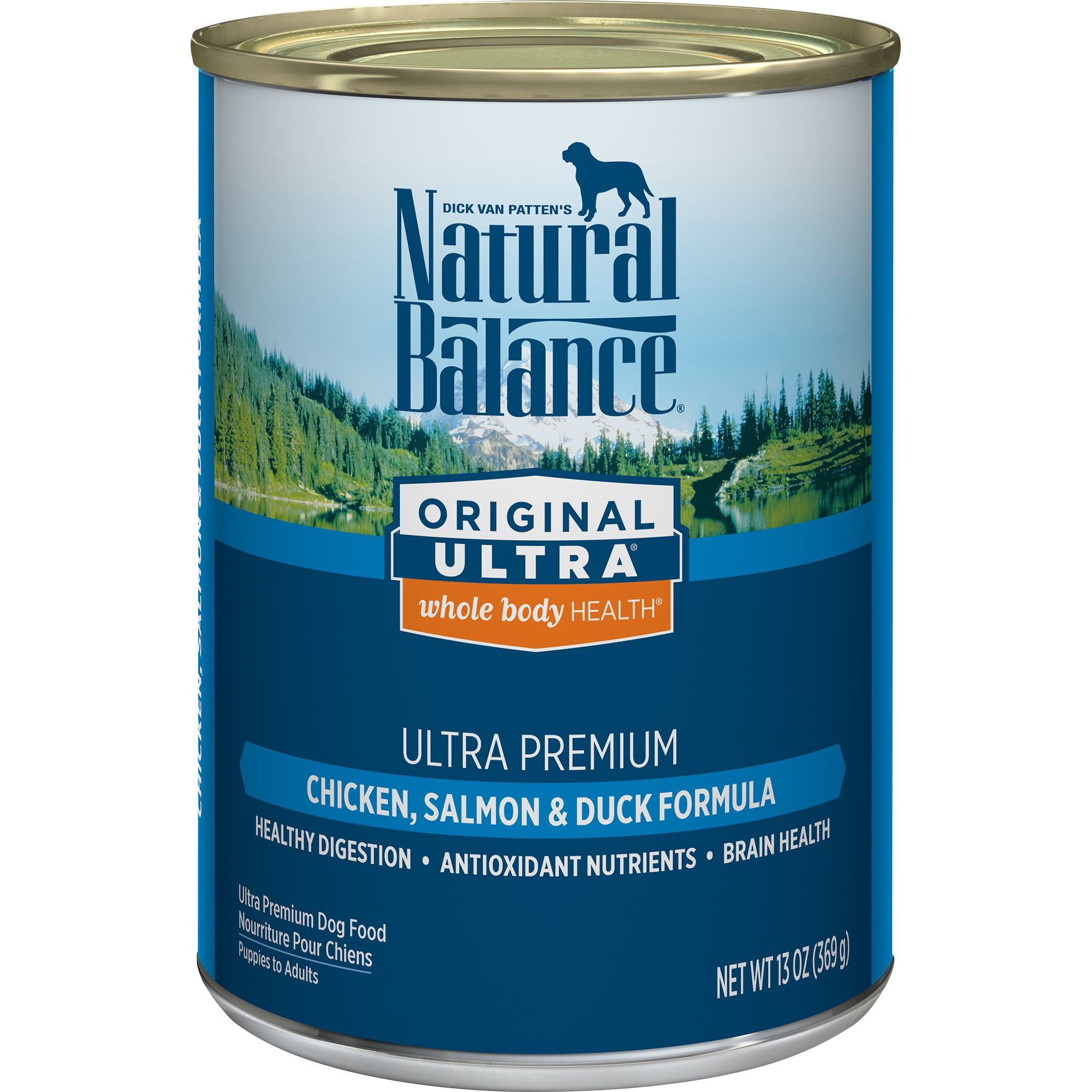 Natural Balance Canned