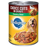 Pedigree Traditional Dinner Country Stew Dog Food