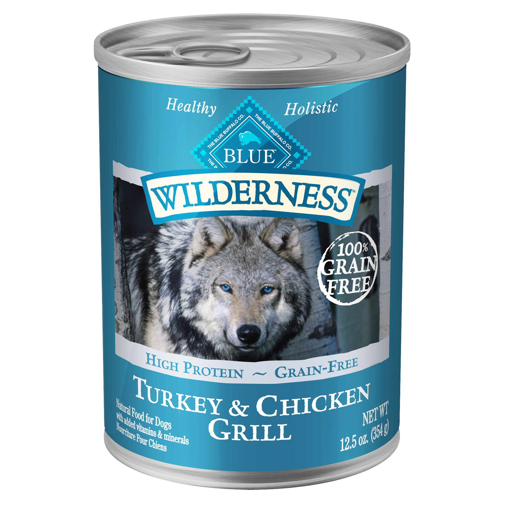 Blue Buffalo Blue Wilderness Turkey Amp Chicken Grill Wet