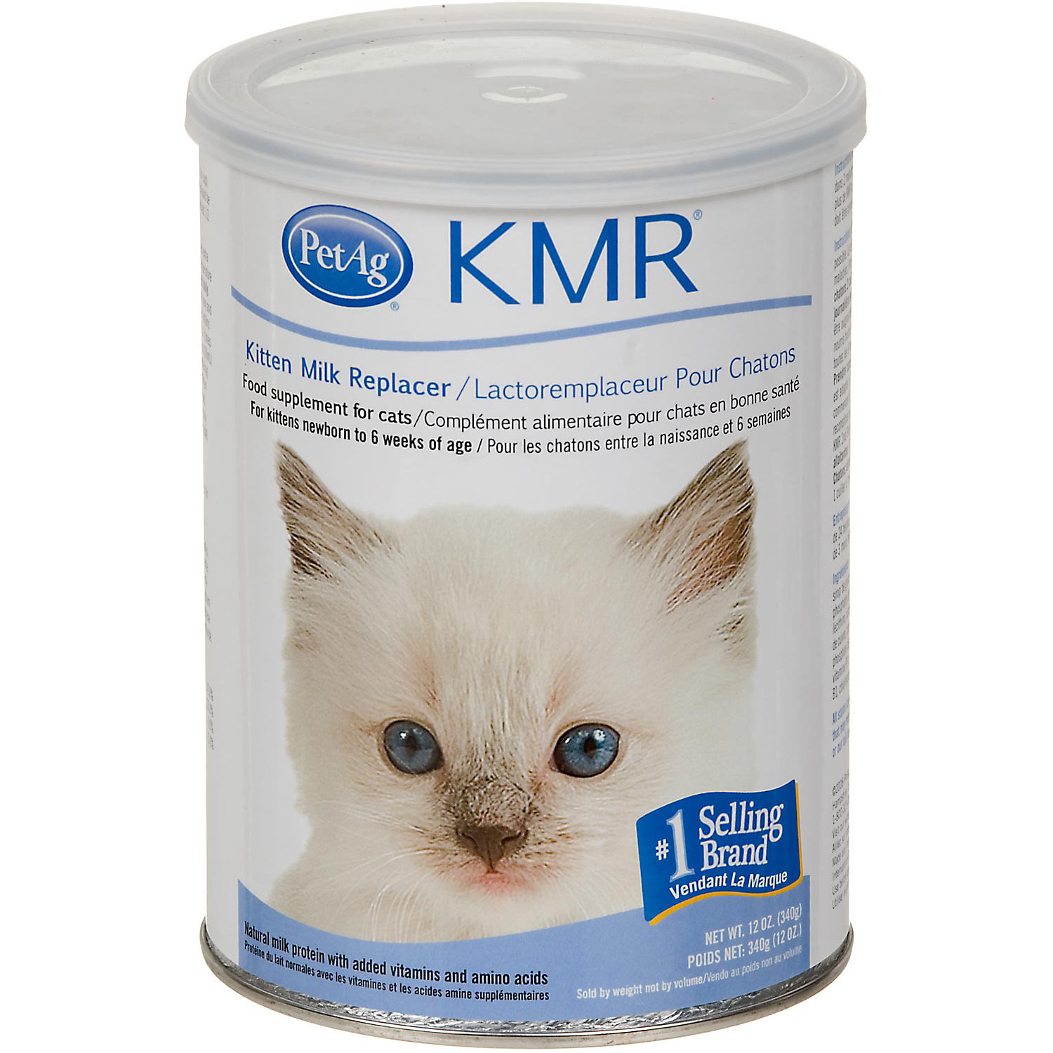 Petag Kmr Milk Replacer Food Supplement For Kittens Small Animals Powder