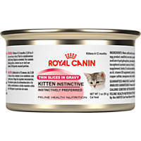 Royal Canin Feline Health Nutrition Kitten Instinctive Canned Kitten Food