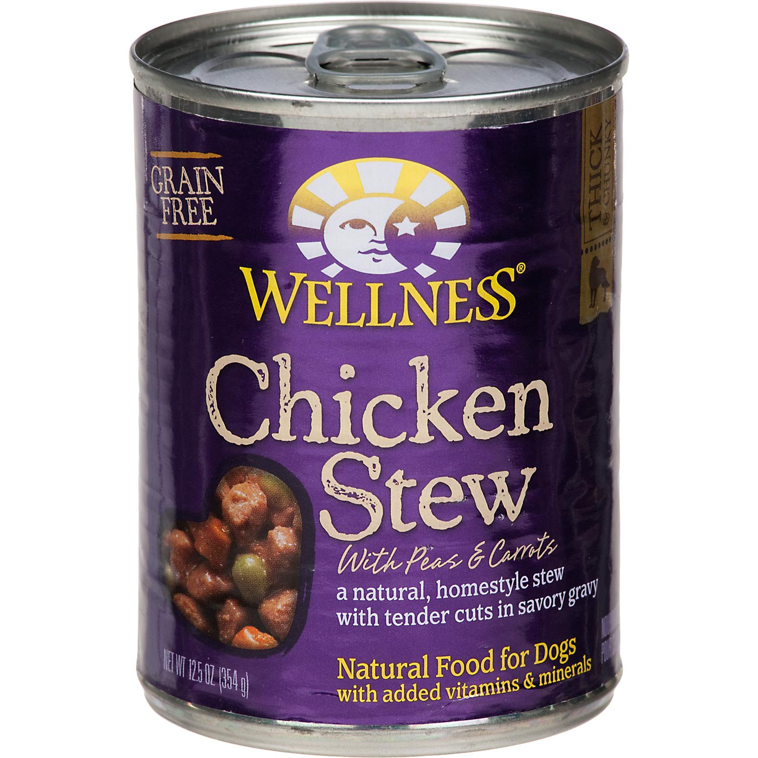 Canned Dog Stew