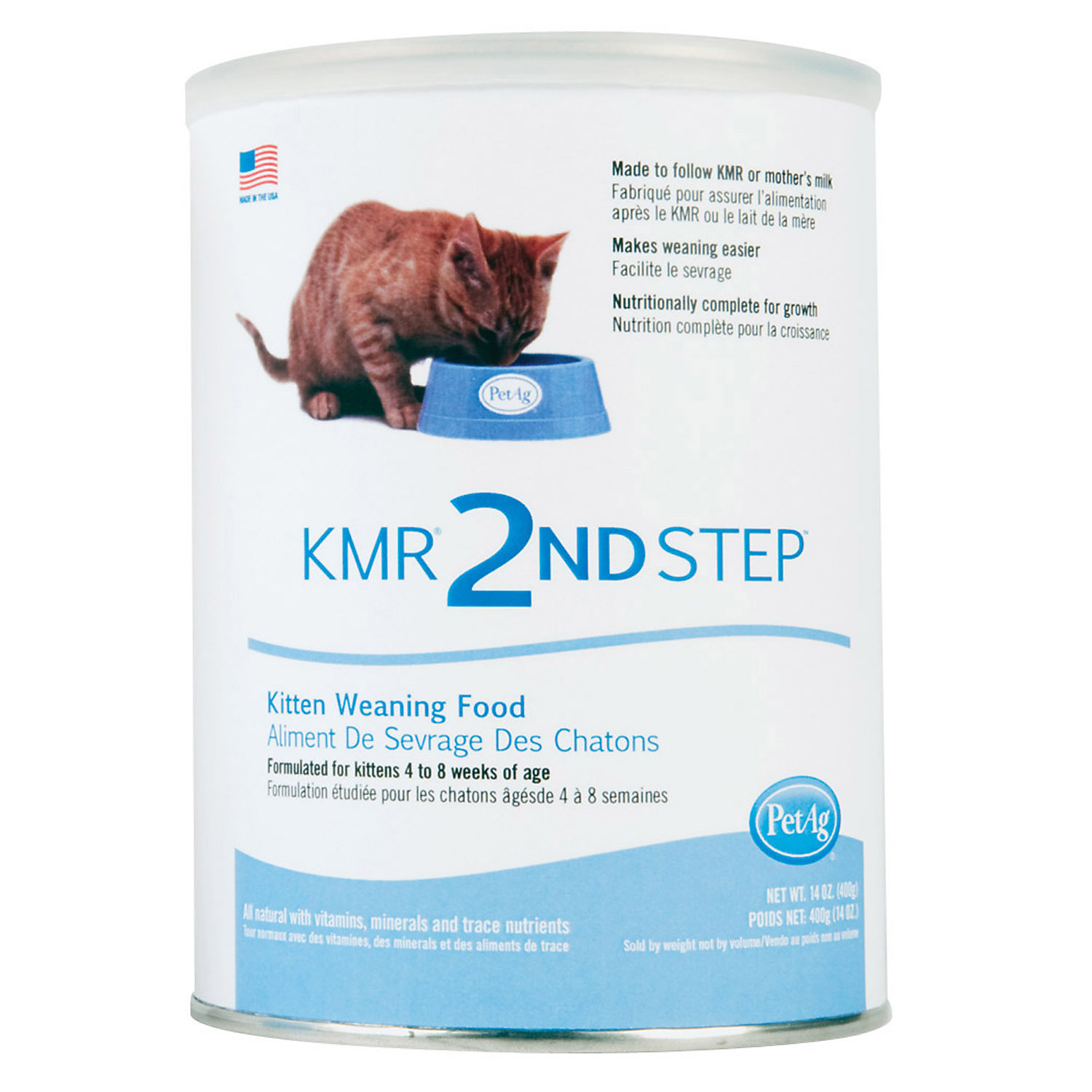 Petag Kmr 2nd Step Kitten Weaning Formula Powder