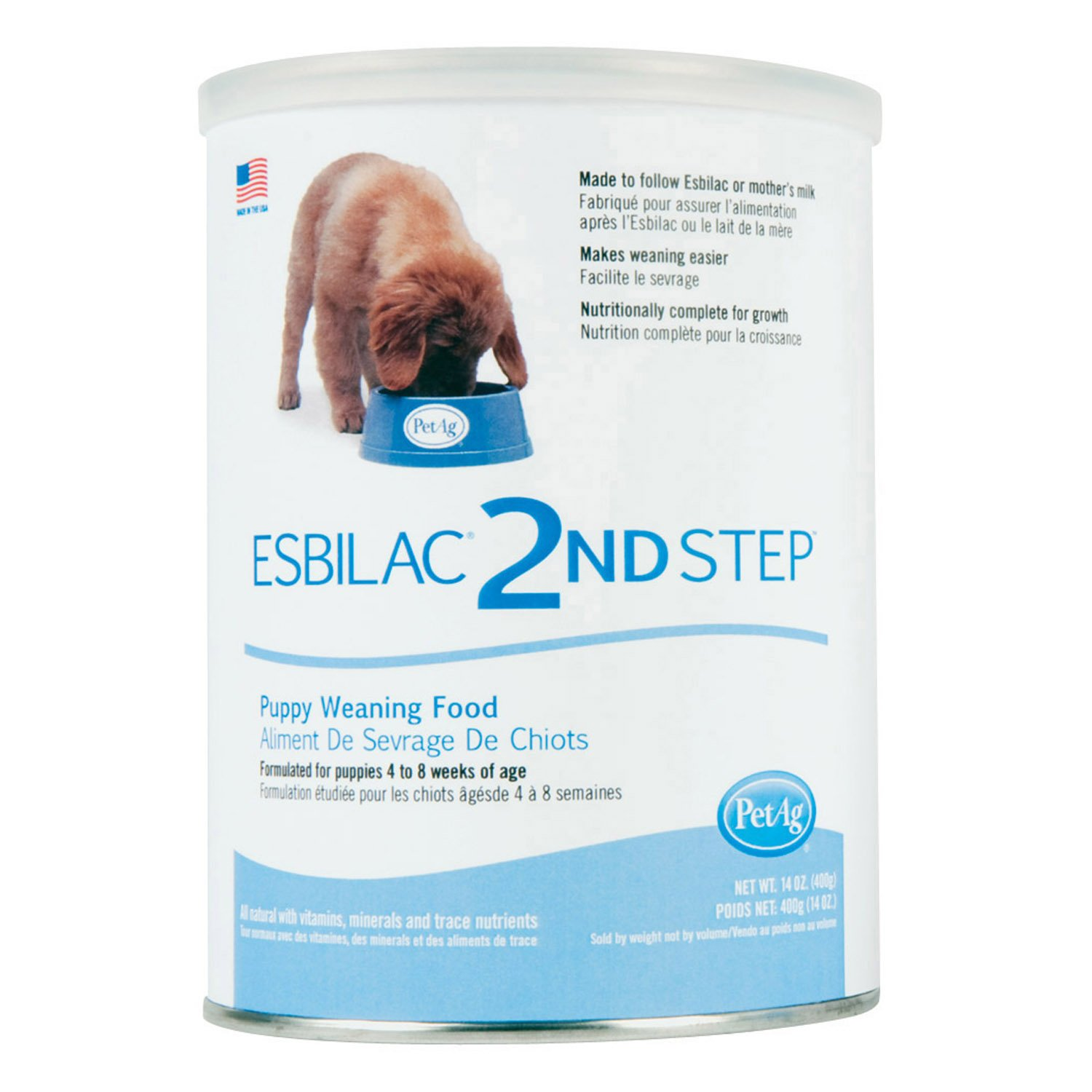 Petag Esbilac 2nd Step Puppy Weaning Food Petco