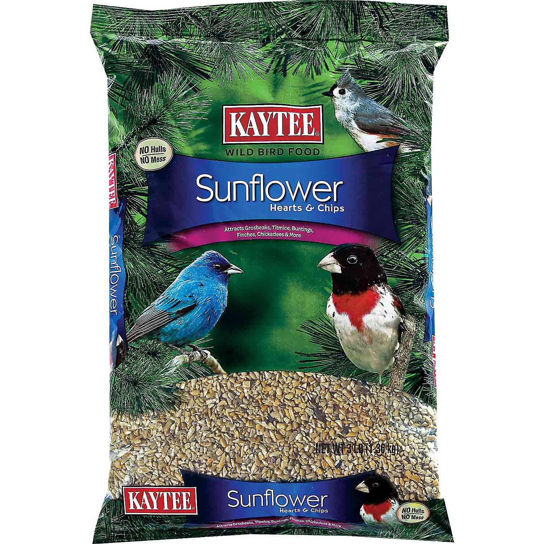 Kaytee Sunflower Hearts Chips