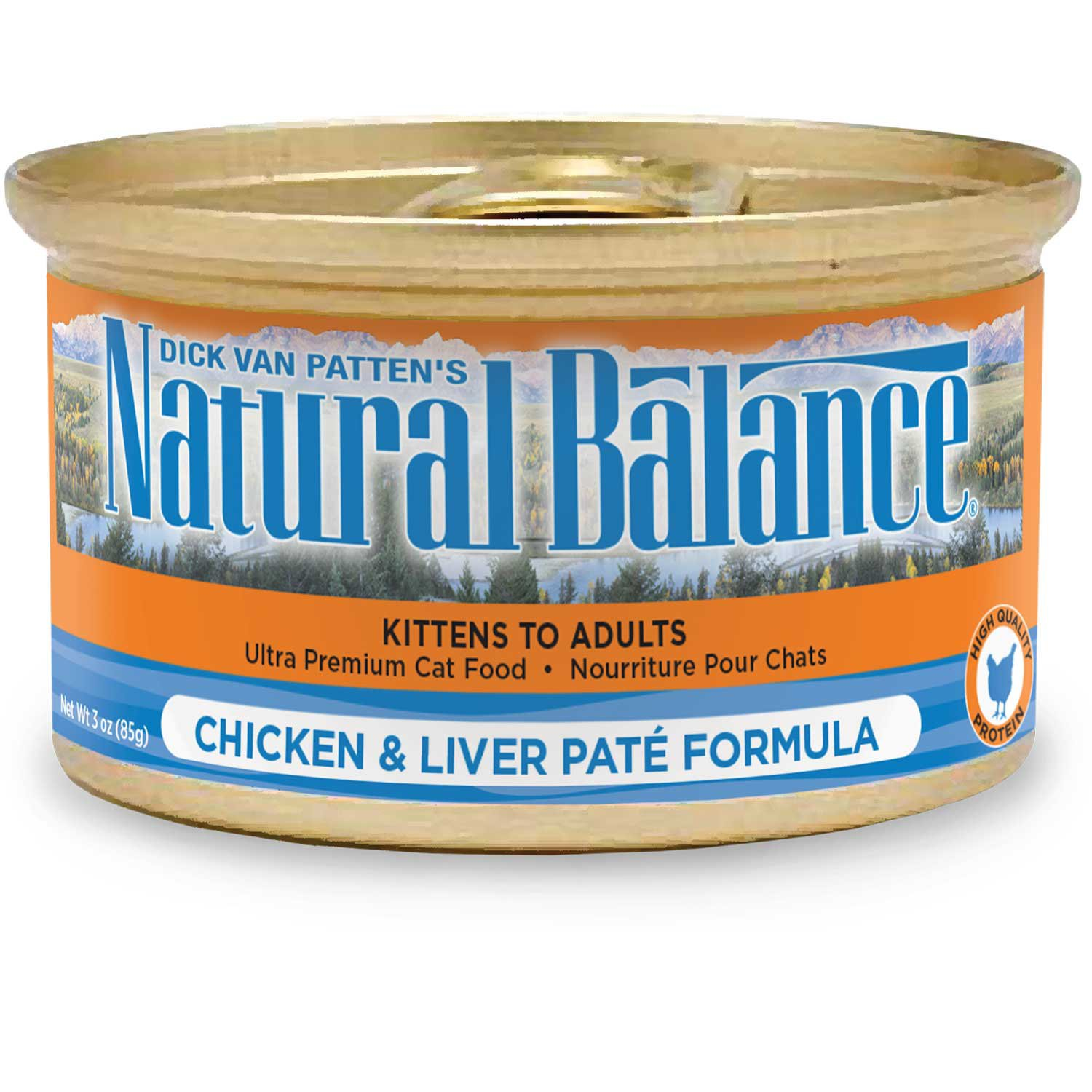 Dick van pattens natural balance ultra premium cat food