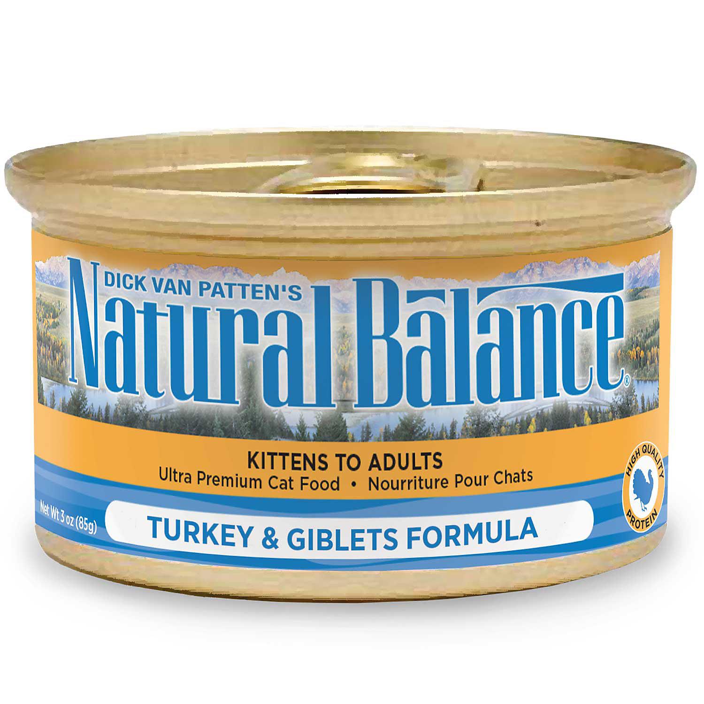 Natural Balance Alpha Cat Food