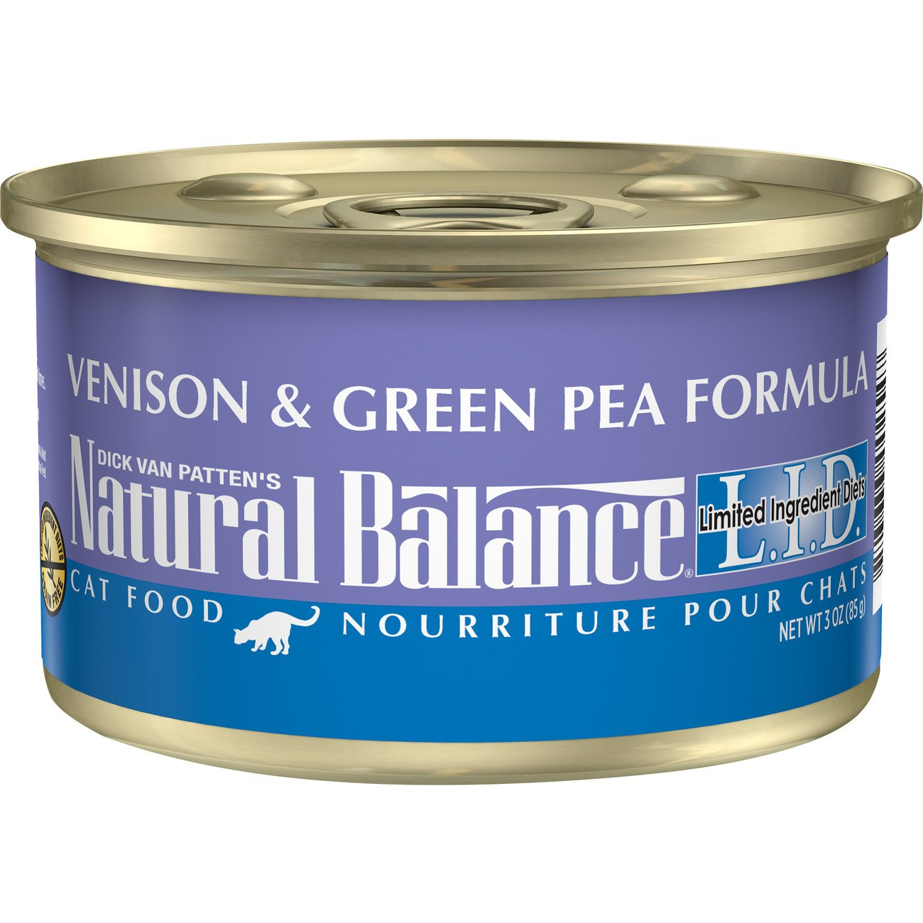 Natural Balance Venison And Green Pea Cat Food