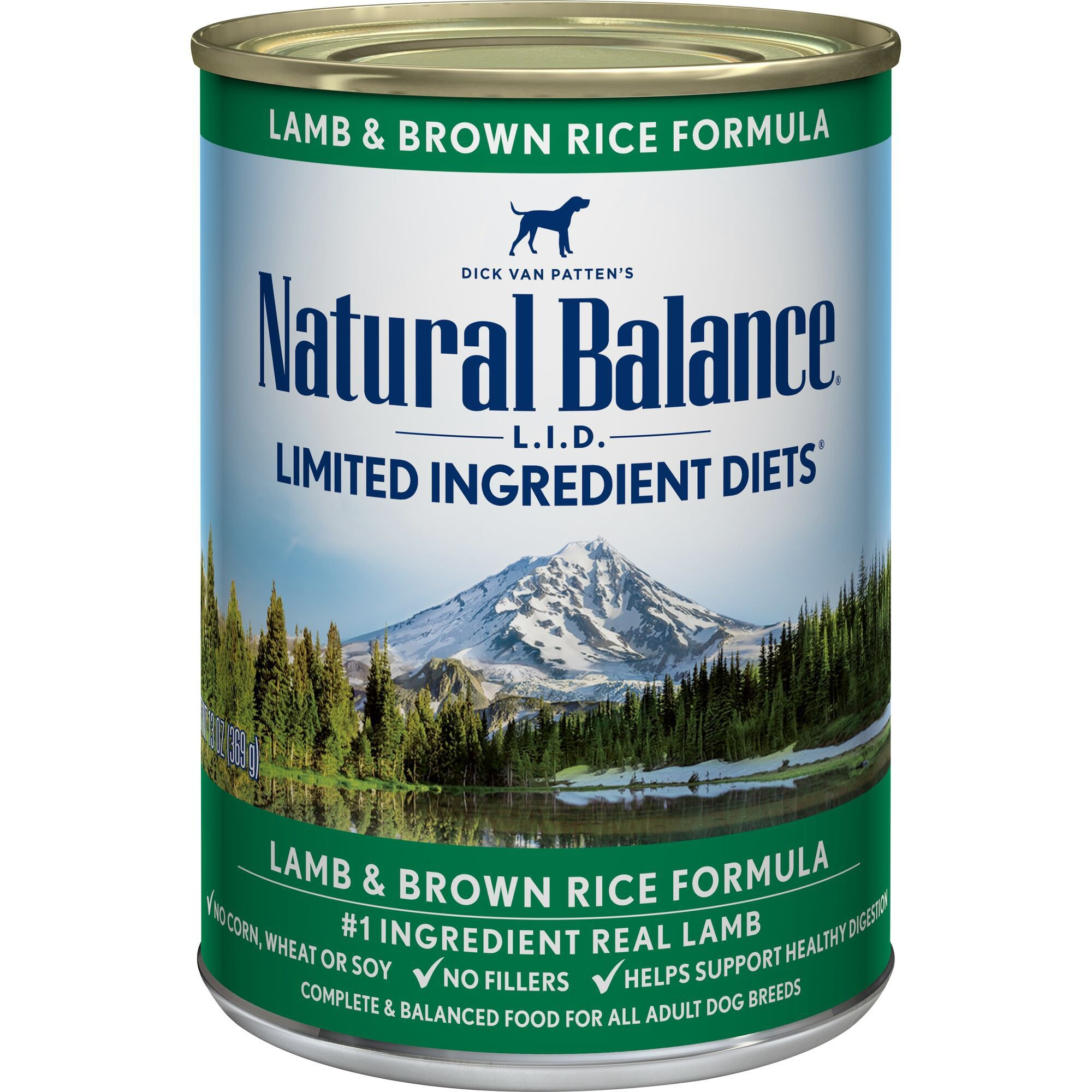 Natural Balance Limited Ingredient Canned Cat Food