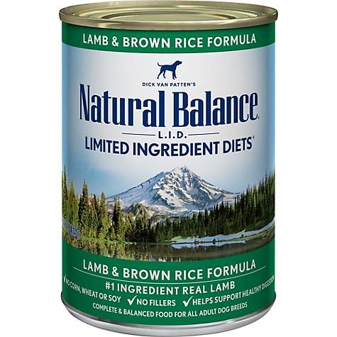 Lowest Price On Natural Balance Dog Food