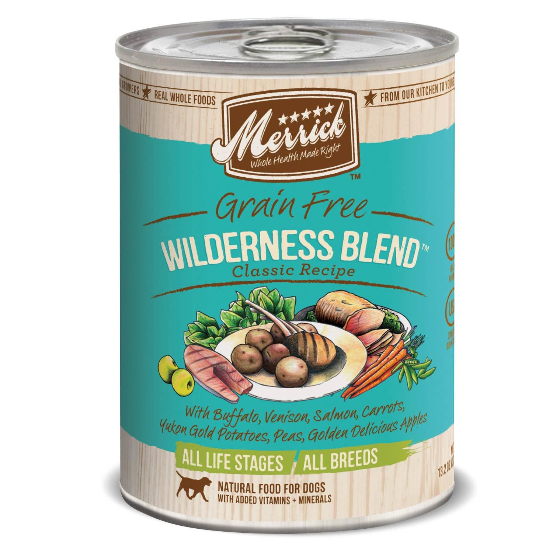 Merrick Classic Grain Free Wilderness Blend Wet Dog Food | Petco