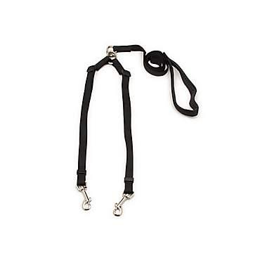Aspen Pet by Petmate Take Two Adjustable Leash in Black, 5