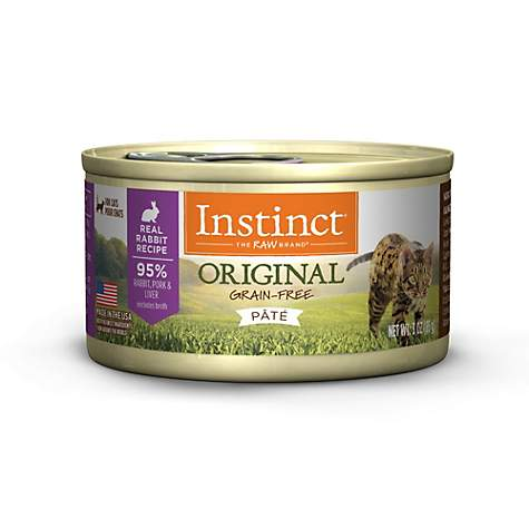 Nature S Variety Rabbit Cat Food