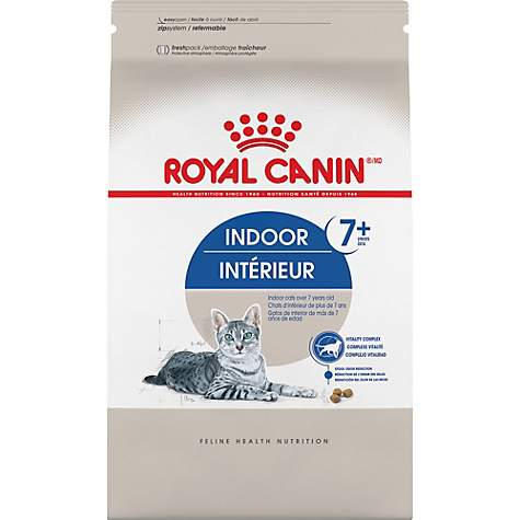 royal canin feline health nutrition indoor mature 27 dry cat food petco. Black Bedroom Furniture Sets. Home Design Ideas