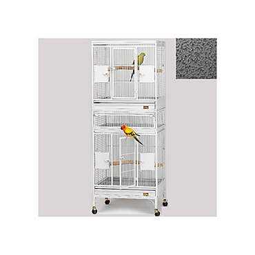 Avian Adventures Multi Vista Bird Cages in White