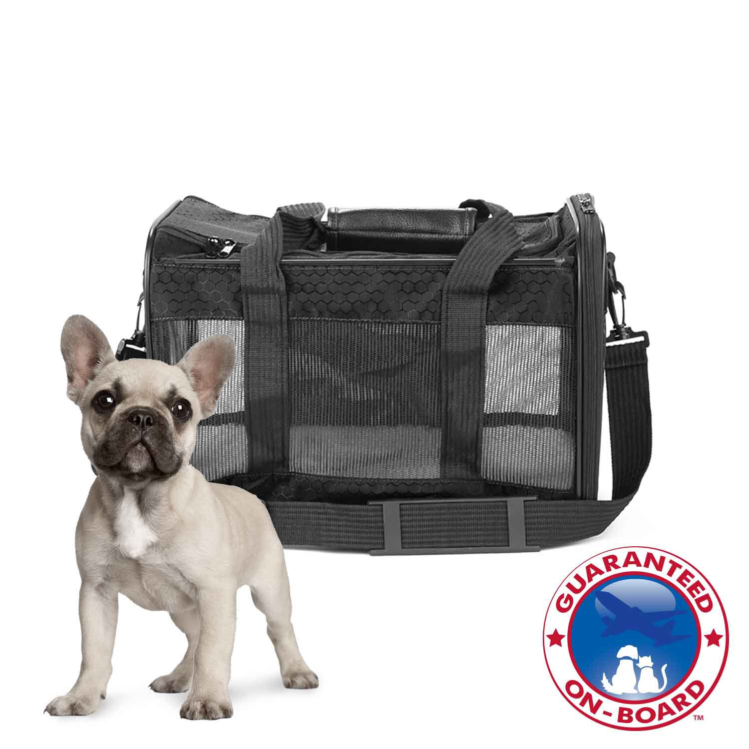 Petmate's Two Door Top Load kennel keeps pets comfortable and secure, giving pet parents peace of mind. The Petmate Two Door Top Load kennel features a unique top-loading door that allows pet parents to easily place and remove pets from the carrier with both hands.