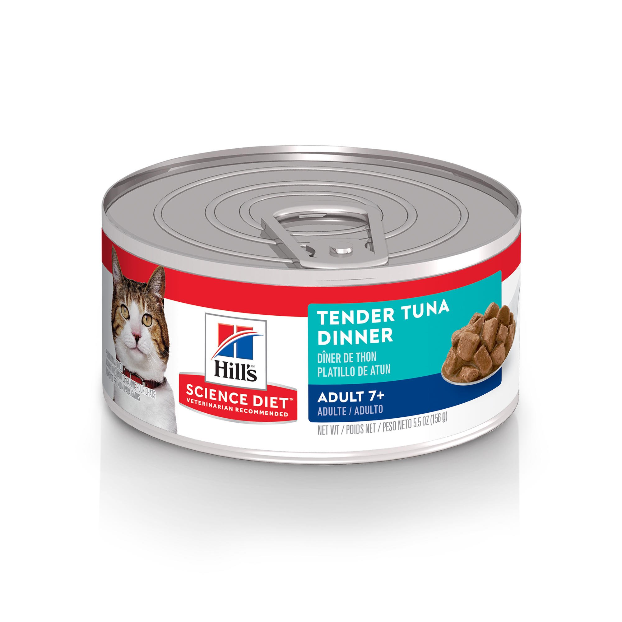 Canned Cat Food With Chunks