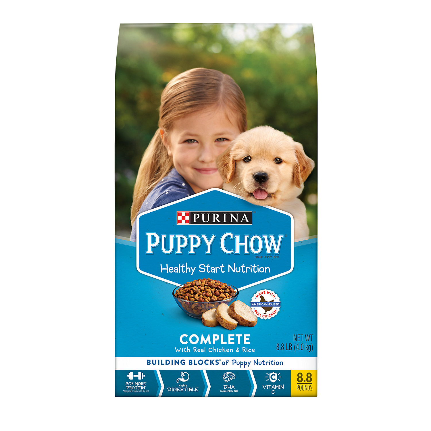 Purina Puppy Chow Complete Nutrition Formula