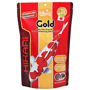 17.6z Gold Koi Mini Pellets