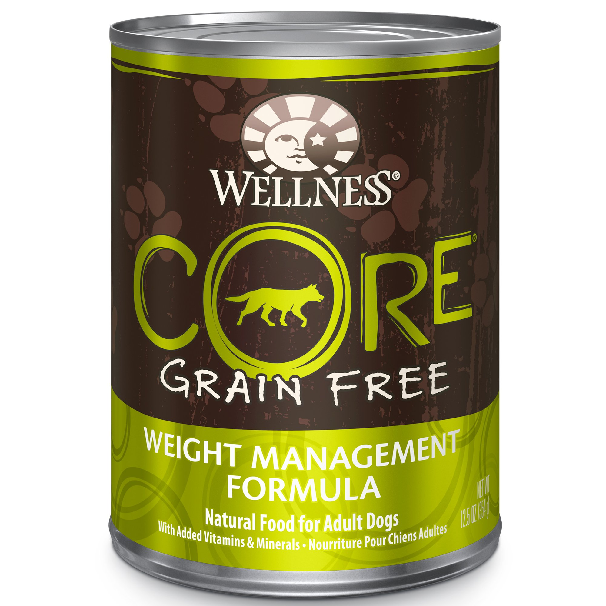 Wellness Core Natural Grain Free Weight Management Recipe