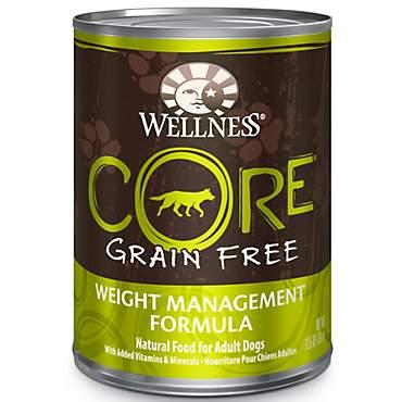 Wellness Core Natural Grain Free Weight Management Recipe