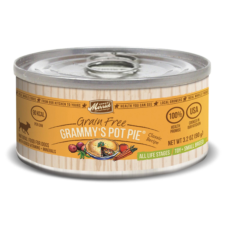 Amazon Merrick Dog Food Canned