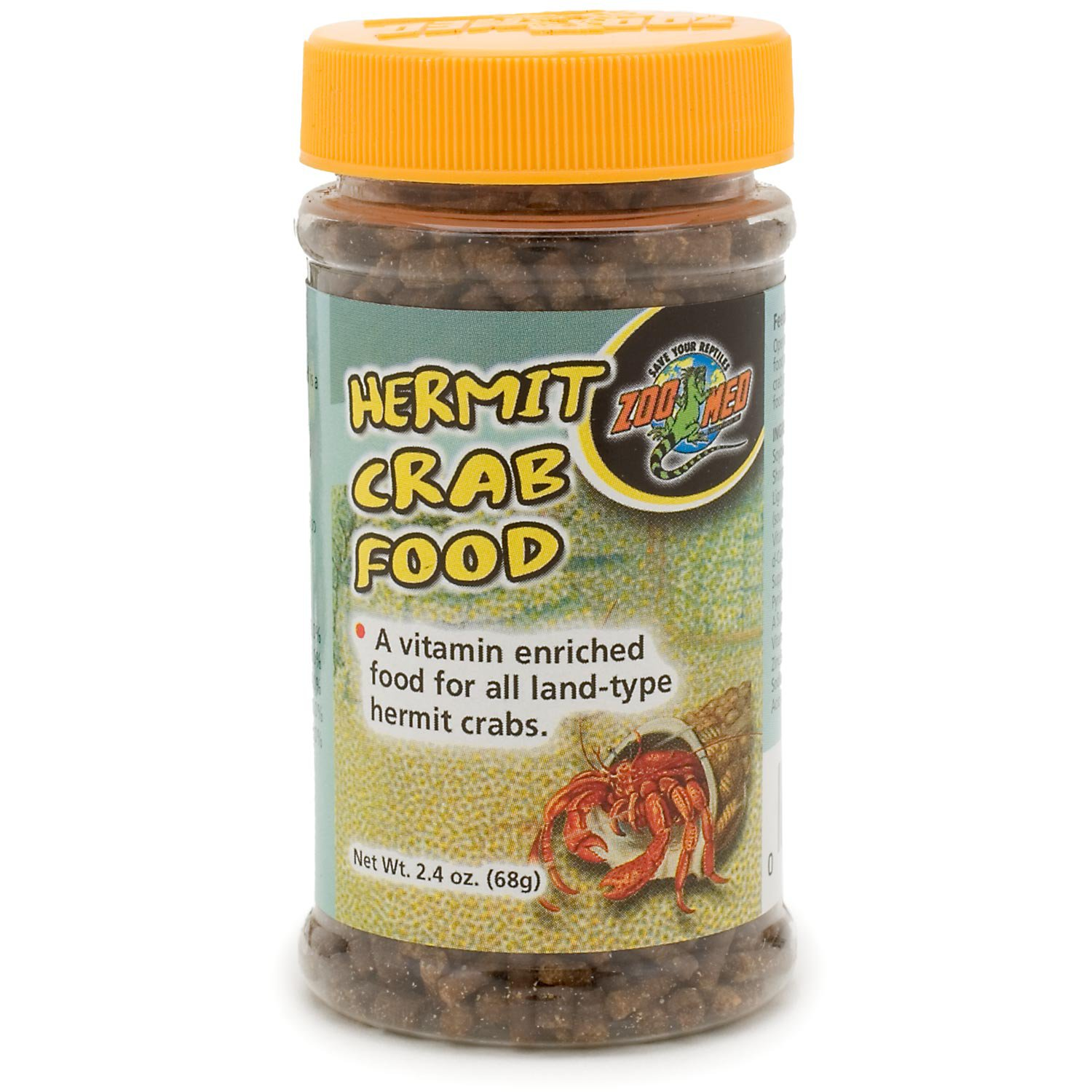 Natural Food For Hermit Crabs