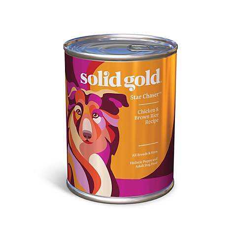 Solid gold canned formula dog food chicken liver brown rice solid gold canned formula dog food chicken liver brown rice barley forumfinder Images