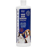 Stink Free Pet Urine & Odor Remover