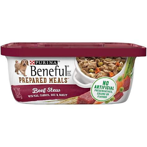 Beneful prepared meals beef dog food petco for Barcode food
