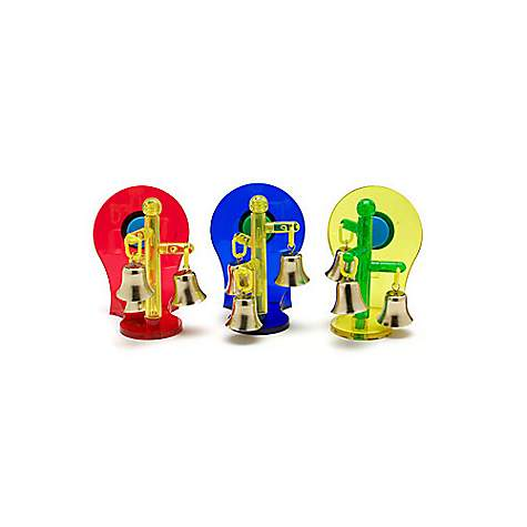 Insight ActiviToys Spinning Bells Bird Toy